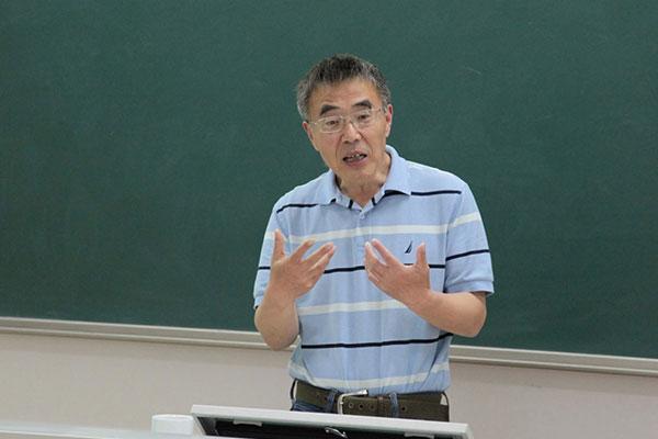 河海大学王志坚教授