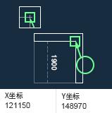 CAD手机看图如何测量坐标?