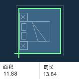 CAD手机看图如何测量面积?