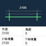 CAD手机看图如何测量距离长度?