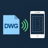 如何将DWG文件导入手机