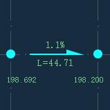 【浩辰云建筑】CAD天正建筑图竖向标高和坡度